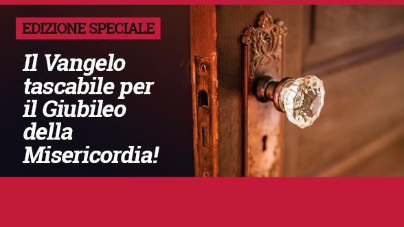 Un'edizione speciale del Vangelo di Giovanni! Creato specificatamente per la condivisione durante l'anno giubilare, questo NUOVO Vangelo tascabile è disponibile in sette lingue!